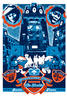 Grandmaster Flash / Biz Markie - The Parish Austin, TX Bobby Dixon  'Poster Artist: Bobby Dixon-Band: Grandmaster Flash / Biz Markie-Venue / Date: The Parish - Austin, TX - 12/22-Size: 18'' x 24''-Media: 3 color screen print-Edition: of only 350 Signed and numbered by Designer Bobby Dixon'