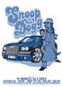 Snoop Dogg - Austin Music Hall Bobby Dixon  'Poster Artist: Bobby Dixon-Band: Snoop Dogg-Venue / Date: Austin Music Hall - Austin, TX - 1/27/2005-Size: 24'' X 36''-Media: 3 color screen print-Edition: Signed by Designer Bobby Dixon'