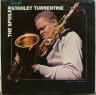The Spoiler Turrentine Stanley  JAZZ LP  M  VG++/VG  WOBACK COVER/SURFACE MARKS/SURFACE NOISE/LIBERTY LABEL