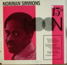 Thirteenth Moon Simmons Norman  JAZZ LP  S  M-/M-