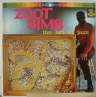 The Art Of Jazz Sims Zoot  JAZZ LP  S  VG+/VG++  MASKING TP ON SEAM