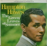 Green Leaves Of Summer Hawes Hampton  JAZZ LP  S  M-/VG++  CANADA
