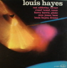 Louis Hayes Hayes Louis  JAZZ LP  M  VG++/VG++  COVER STAINS/STMP ON BACK COVER/RAINBOW LABEL