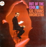 Out Of The Cool Evans Gil  JAZZ LP  M  VG++/VG++ GATEFOLD/ABC LABEL