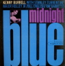 Midnight Blue Burrell Kenny  JAZZ LP  M  VG++/VG  SURFACE MARKS/SCR/SOME SURFACE NOISE/NY LABEL
