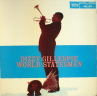 World Statesman Gillespie Dizzy  JAZZ LP  M  M-/VG+  SURFACE MARKS/SOME SURFACE NOISE/TRUMPET LABEL/DG