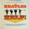 Help Beatles  ROCK LP  S  M-/VG++  GATEFOLD/PURPLE LABEL REISSUE