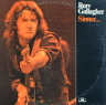 Sinner Gallagher Rory  ROCK LP  S  VG++/VG++