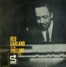At The Prelude Garland Red  JAZZ LP  M  VG++/VG+  WOBACK COVER/SURFACE MARKS/SOME SURFACE NOISE