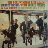 Poll Winners Ride Again Kessel Barney  JAZZ LP  M  VG++/VG+  SURFACE MARKS/SOME SURFACE NOISE/YELLOW LABEL