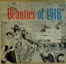 Beauties of 1918 Mariano Charlie/Jerry Dodgian  JAZZ LP  M  VG+/VG++  MASKING TP ON SEAMS/BLK LABEL
