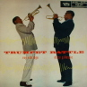 Trumpet Battle Eldridge Roy/Dizzy Gillespie  JAZZ LP  M  VG++/VG+  WOBACK COVER/SURFACE MARKS/SOME SURFACE NOISE/BLK TRUMPET LABEL/DG