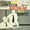 Selections Of Rodgers And Hammerstein Australian Jazz Quintet  JAZZ LP  M  VG+/VG+  SEAM SPLTS/COVER STAINS/SURFACE MARKS/SOME SURFACE NOISE