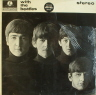 With the Beatles Beatles  ROCK LP  S  VG++/M-  SOME COVER WEAR/ENGLAND
