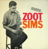 Jazzland 2 Sims Zoot  JAZZ LP  M  VG+/VG++  SOME COVER STAINS/STICKER ON BACK COVER/STAMP ON BACK COVER/WRITING ON BACK COVER/SOME SURFACE MARKS/ORANGE LABEL/DEEP GROOVE