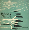 Boogie Woogie at the Philharmonic Granz Norman  JAZZ 10 INCH  M  VG++/VG++  SOME COVER WEAR/SOME SURFACE MARKS/DEEP GROOVE/BLACK LABEL