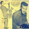 The New Sounds from Sweden Hallberg Bengt/Lars Gullin  JAZZ 10 INCH  M  VG++/VG+  SOME COVER WEAR/SOME SURFACE MARKS/SOME SURFACE NOISE/DEEP GROOVE/BLUE LABEL
