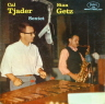 Cal Tjader Stan Getz Sextet Tjader Cal  JAZZ LP  S  VG++/VG++  SOME SEAM WEAR/SOME SURFACE MARKS/BLUE LABEL/RED VINYL