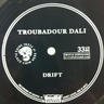Drift flexi Disc Troubadour Dali  Pressed on flexi disc vinyl, this is a brand new track from Euclid Records...Records artists Troubadour Dali. Only 2 bucks!!!