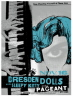 Dresden Dolls - The Pageant St. Louis, MO Sleepy Kitty  'Price: 24.99-Poster Artist: Sleepy Kitty-Band: Dresden Dolls-Venue / Date: The Pageant - St. Louis, Missouri - 11/16/2010-Size:  18'' x 24-Media: 2 color screen print '