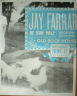 Jay Farrar - Old Rock House St. Louis, MO Sleepy Kitty  'Price: 19.99-Poster Artist:  Sleepy Kitty-Band: Jay Farrar-Venue / Date:  Old Rock House - St. Louis, Missouri - 06/17-Size:  20'' x 16''-Media: 2 color screen print-Edition: of only 100 Signed and numbered by Designer Sleepy Kitty'