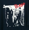 The Clash T-Shirt - Large T-Shirts  Professionally printed, 100% Cotton gildan, heavy weight, high quality dark blue t-shirt.