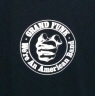 Grand Funk Railroad We're An American Band T-Shirt - Extra Large T-Shirts  Professionally printed, 100% Cotton gildan, heavy weight, high quality black t-shirt.