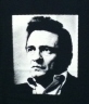 Johnny Cash Portrait T-Shirt - Large T-Shirts  Professionally printed, 100% Cotton gildan, heavy weight, high quality black t-shirt.