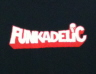 Funkadelic Logo T-Shirt - Extra Large T-Shirts  Professionally printed, 100% Cotton gildan, heavy weight, high quality black t-shirt.