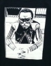 Miles Davis T-Shirt - Large T-Shirts  Professionally printed, 100% Cotton gildan, heavy weight, high quality black t-shirt.
