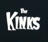 The Kinks Logo T-Shirt - Extra Large T-Shirts  Professionally printed, 100% Cotton gildan, heavy weight, high quality black t-shirt.