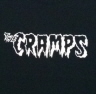 The Cramps Logo T-Shirt - Large T-Shirts  Professionally printed, 100% Cotton gildan, heavy weight, high quality black t-shirt.