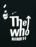 The Who Maximum R&B T-Shirt - Extra Large T-Shirts  Professionally printed, 100% Cotton gildan, heavy weight, high quality black t-shirt.
