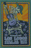 Los Lobos - Oregon Zoo Portland Gary Houston  'Price: 74.99-Poster Artist: Gary Houston-Band: Los Lobos-Venue / Date: Oregon Zoo - Portland, OR - 7/25/2007-Size:  17'' x 26''-Media: 5 color screen print-Edition: of only 135 Signed and numbered by Designer Gary Houston'