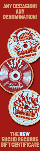 Euclid Records Gift Certificates